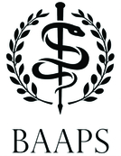 President? Present. Simon Withey assumes leadership role at the BAAPS